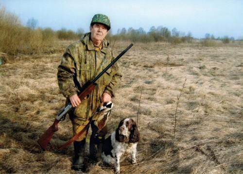 Из практики охоты с подсадной.
