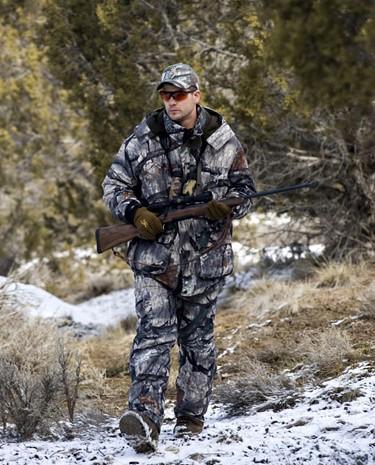 Одежда охотника.