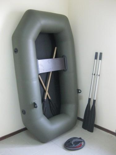 Где зимует Ваша лодка?