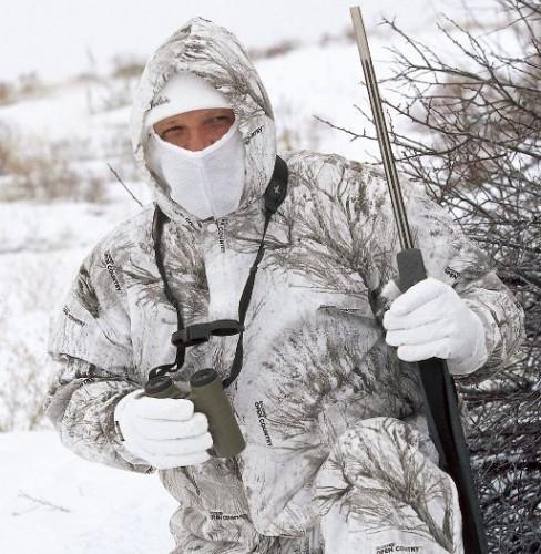 Снаряжение и экипировка зимой.